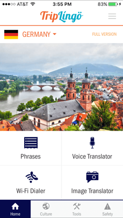 Language Learning App Review: TripLingo