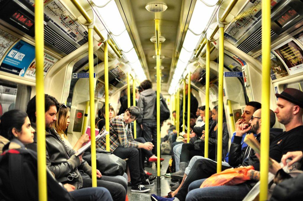 people-sitting-on-underground-transportation